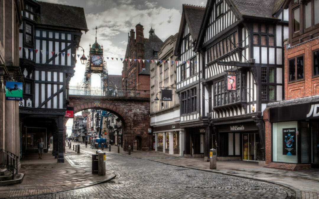 Chester Walls Photo-Walk – Mini-Module with Masterclass
