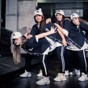 Photo of Street Dance Troupe Autonomy - Taken on a Welshot Photographic Academy Event