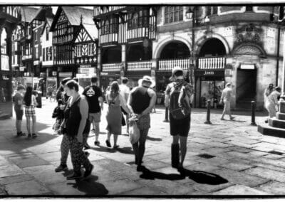 A Photographic Adventure with Welshot – Chester Walls